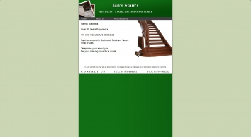 Staircase Manufacture Kent UK - Ian\'s Stair\'s