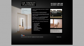 Ian Townley Plasterer