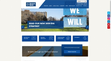 Home - Ibstock Brick Manufacturers & Building Supplies of Britain