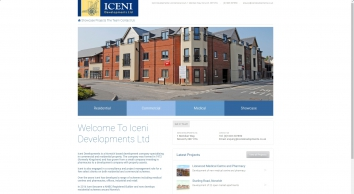 Iceni Developments Ltd: Home