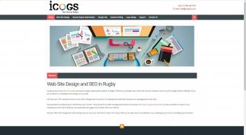 Icogs Web Design