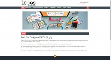 Icogs Web Design