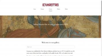 Iconastas Russian Works Of Art