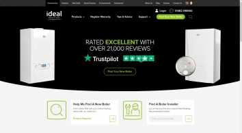Combi Boilers, System Boilers, Thermostats, Timers & Accessories | Ideal Boilers