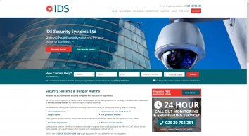 I d S Security Systems Ltd
