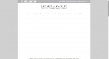 I Foster & Sons Ltd