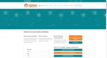 Igloo Accommodation