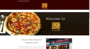Il Gusto - Experience Italian Fine Dining in Paddington only at Il Gusto