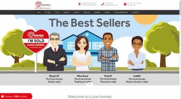 iLove Homes