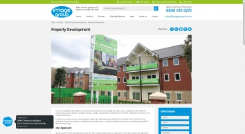 Property Development - The Image Group Manchester