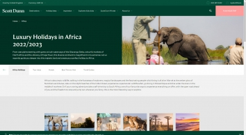 Luxury Safari and Beach Holidays to Africa and the Indian Ocean | Imagine Africa