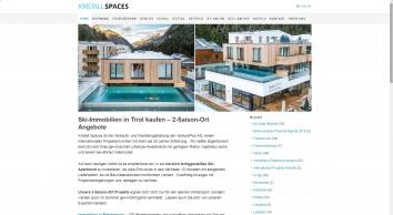 Kristall Spaces, Switzerland