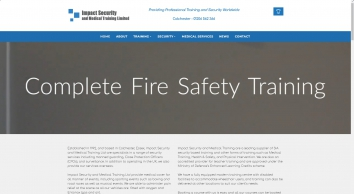 Impact Security Services