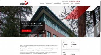 Impey & Company Limited Estate and Letting Agents in Office & Industrial