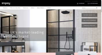 Wetroom, level access & disabled showering specialist  | Impey, The Wetroom Specialist