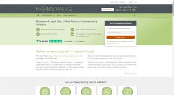 Conveyancing Quote Online from In-Deed