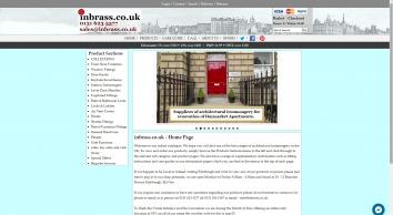 inbrass.co.uk :: Home Page
