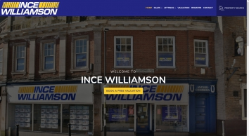 Ince Williamson, estate agents in Chorley with houses and flats for sale and to rent in Chorley and surrounding areas