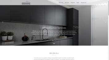 InConstruction Services - Quality building company in London and Essex