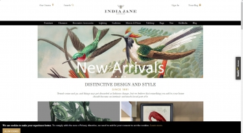 Luxury Furniture | Designer Interiors | India Jane