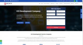 ICO Development Service | ICO Development Company