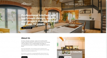 Inhaus Design - Family Run Kitchen Company - Expert Designs, German Quality : Inhaus Design
