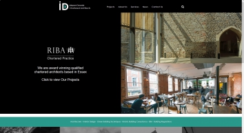 Architects in Colchester, Essex | Inkpen Downie