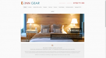 Inn Gear - A market leading supplier of furniture, artwork and themed bric a brac to the brewery, restaurant and hotel industry