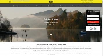 Leading Keswick Hotel - Inn on the Square 4 star luxury accommodation