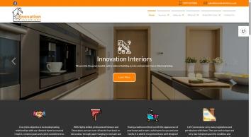 Innovation Interiors | Builder in Peckham (London)