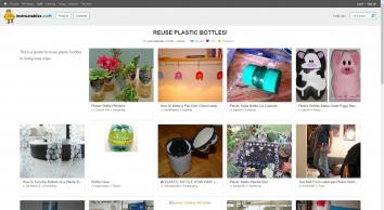 REUSE PLASTIC BOTTLES! - Instructables