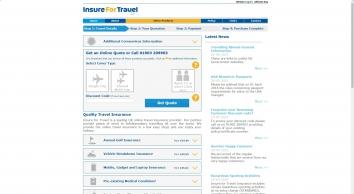 Insure for Travel