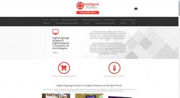Intelligent Displays - Digital Signage Screens & Digital Displays