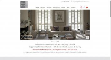 Home - Interior Shutter Company