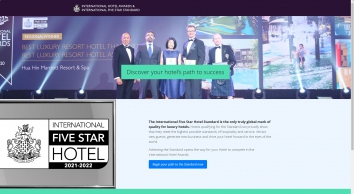 The International Five Star Hotel Standard » The new international standard for luxury hotels