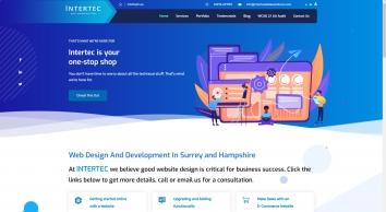 Web Development Agency Surrey, Digital Marketing Company UK