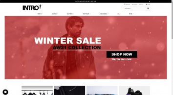 Designer Menswear | Save Up To 50% In The Summer Sale | Intro Clothing
