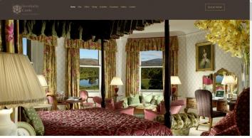 Luxury Castle Hotel & Restaurant Scotland - Inverlochy Castle
