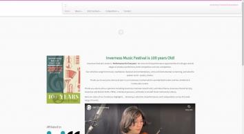 Inverness Music Festival