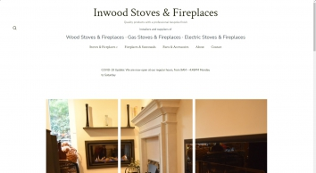 Inwood Stoves & Fireplaces - Quality products with a professional bespoke finish