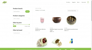 Best Ethical, Sustainable Eco Shop In UK   Iorgreen Store