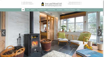 Stove and Fireplace Services from Iron and Wood Ltd in Banbury, Oxfordshire
