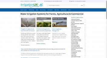 Irrigation Watering Systems