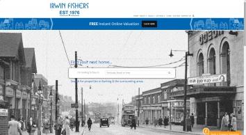 Irwin Fisher, Barking - Sales