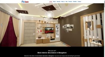 iTop | Best interior decoartors in Bangalore | Home Interior work.
