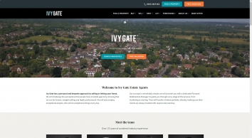 Ivy Gate, Borehamwood and Barnet
