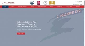 J Jolliffe Ltd | Builder Wanstead/Decorator Ilford/Painter Loughton/Plumber Wanstead/Roofer Ilford/Tiling Loughton/Domestic Builder Wanstead/Local Builders Ilford/Roofing Companies Loughton/Local Decorators Wanstead/General Building Ilford/Certified Build