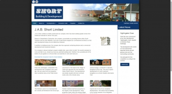 JAB Short Ltd - Bulding and development of distinctive homes