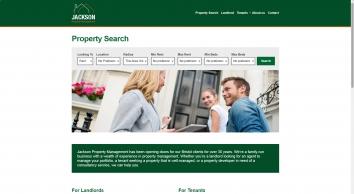 Jackson Property Management Ltd Letting Agents in Bristol