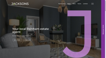 Jacksons Estate Agents   Home Page